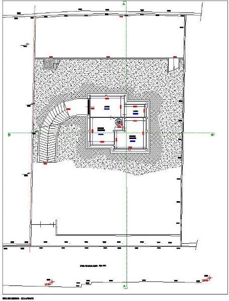 Terreno edificabile con progetto approvato case e arte for Idee piano piano per la costruzione di una casa