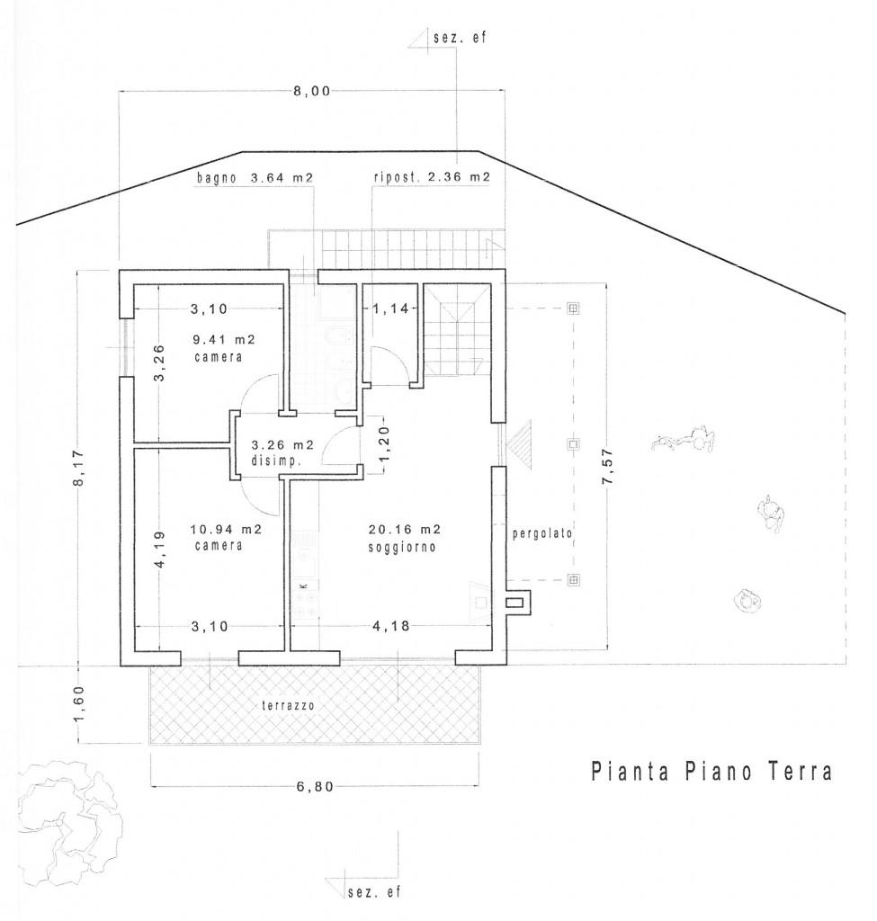 Progetto 50 mq studio associato u mq with progetto 50 mq - Planimetria casa 50 mq ...